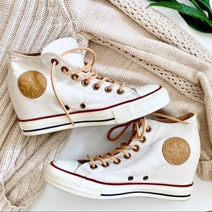 Converse Chuck Taylor All Star Lux Wedge Sneakers